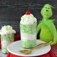 Grinchy-Green Christmas Fluff