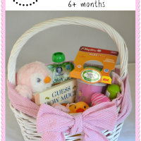20 Easter Basket Fillers for Babies