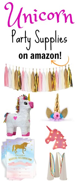 Posh See More Unicorn Birthday Gum Ball Party Favors Picclick