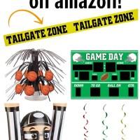 Game On VBS Decor Ideas on Amazon!