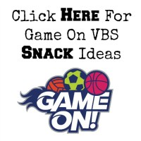 Sport Snack Ideas: Game On VBS