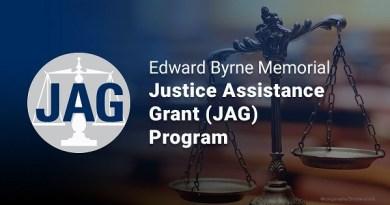Edward Byrne Memorial Justice Assistance Grant (JAG) Program