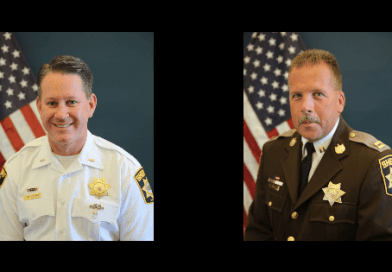 CCSO Announces The Retirements Of Two 25+ Year Veterans