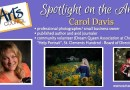 "St. Mary's Arts Council ""Spotlight On The Arts"": Carol Davis"