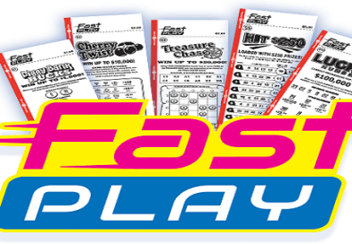 Mom's FAST PLAY Ticket Purchase Gives Daughter Fast $174,996 Win