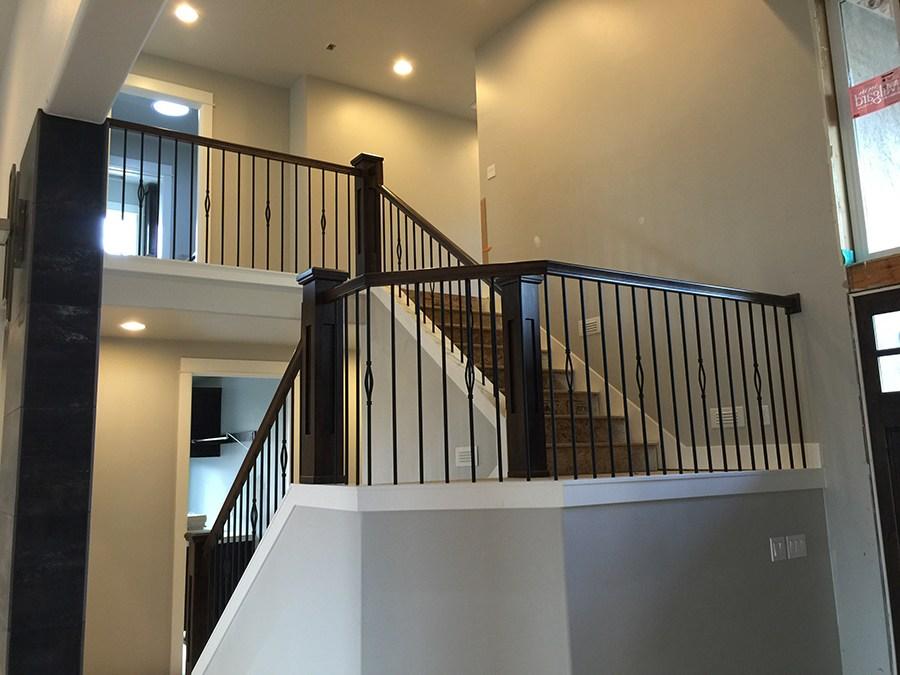 Stair Gallery Heritage Stairs | Heritage Stair And Railing | Stainless Steel | Balcony Railing Design | Indoor Stair | Interior Stair | London Ontario