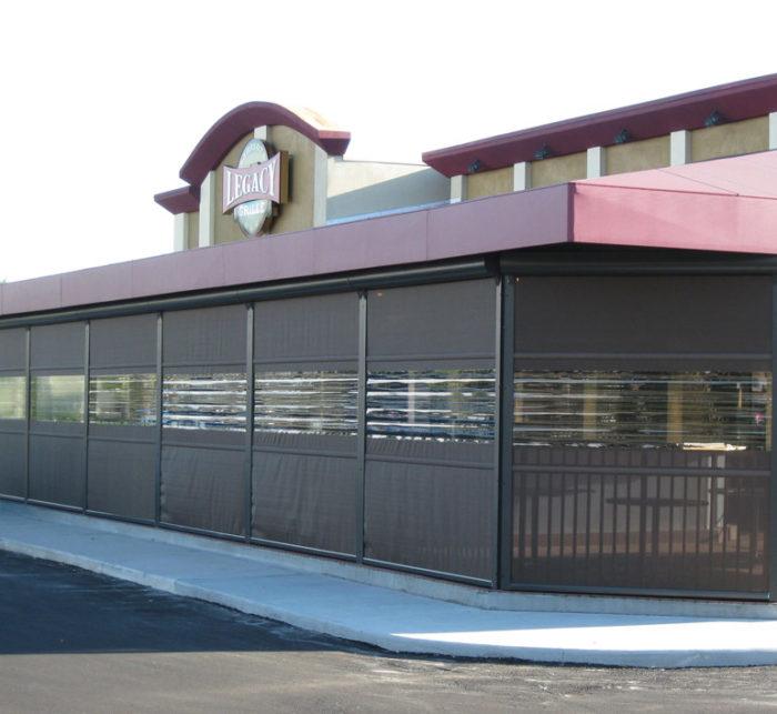 temporary enclosure panels southern