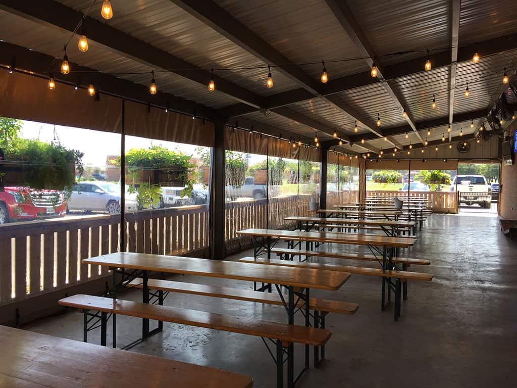 Restaurant Vinyl Patio Covers | Southern Patio Enclosures on Outdoor Patio Enclosures  id=34300
