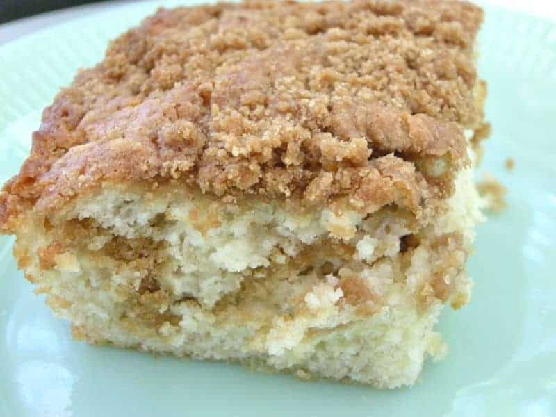 Banana Crumb Cake  and the name of my home    Southern Plate