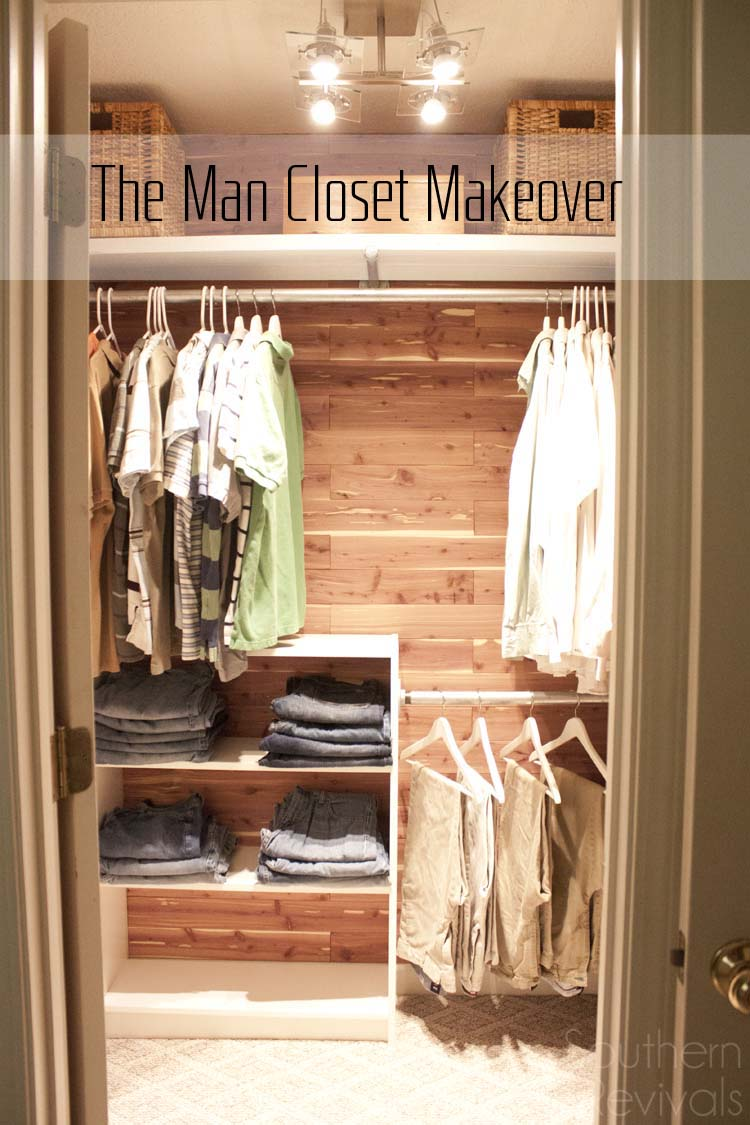 Our Under 100 Ikea Hack Closet Makeover Southern Revivals
