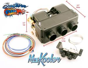 All New MiniKooler AC ONLY small unit