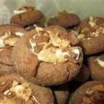 Day 12: 'Chocolate Thumbprint Cookies'