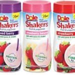 Taste Test Tuesday: DOLE Shakers & Fruit Crisps