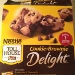 Taste Test Tuesday: Nestlé Cookie-Brownie Delight