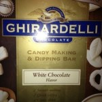Taste Test Tuesday: Ghirardelli Candy Making Chocolate
