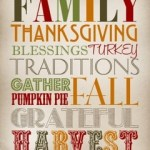 There is still time to plan for Thanksgiving