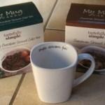 Taste Test Tuesday: Tastefully Simple My Mug Cake