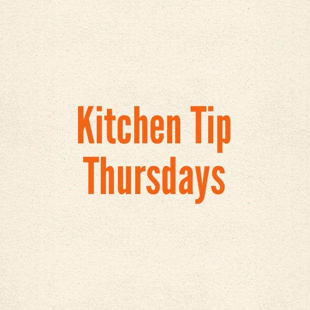 Kitchen Tip Thursdays: Types of Vinegars and Ways to Use Them
