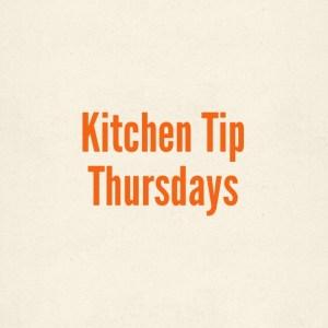 kitchen tip graphic