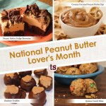Enjoy National Peanut Butter Month with TS!
