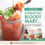 Be a Tastefully Simple Host in April