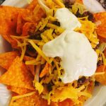 Taste of Now Ground Pork Taco Salad