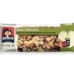 Taste Test Tuesday: Quaker Real Medleys Bars