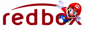 redbox video game rental code
