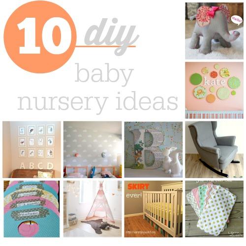 Baby Room Decor Ideas Diy