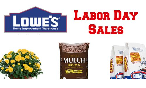 Lowes Labor Day Sale - $1 Mums & 75% off Patio Sets ...