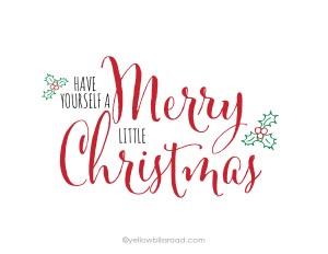 Free Christmas Printables Southern Savers