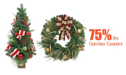 75 Off Christmas Clearance Items A Couponers Life
