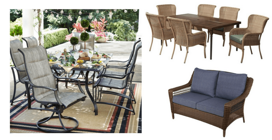 home depot sale save on patio sets