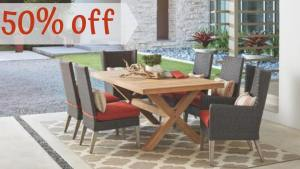 Lowe's Sale Up To 50% Off Patio Furniture :: Southern Savers