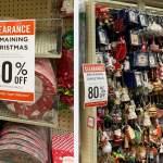 Hobby Lobby Deal 80 Off Christmas Clearance Southern Savers