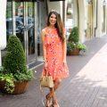 Summer Floral Dress for under 100