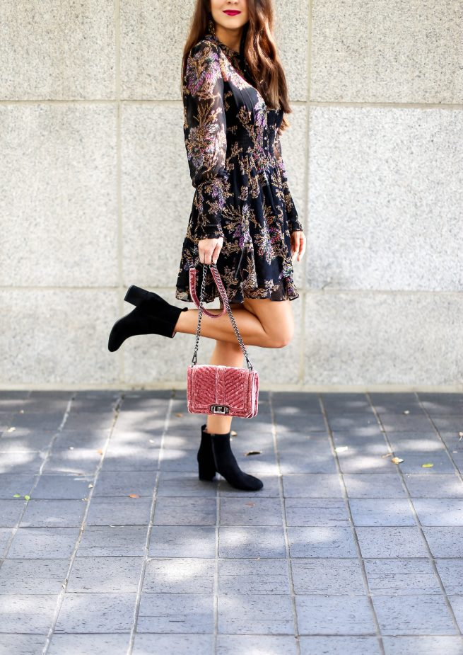 Boho Chic Dress for Fall