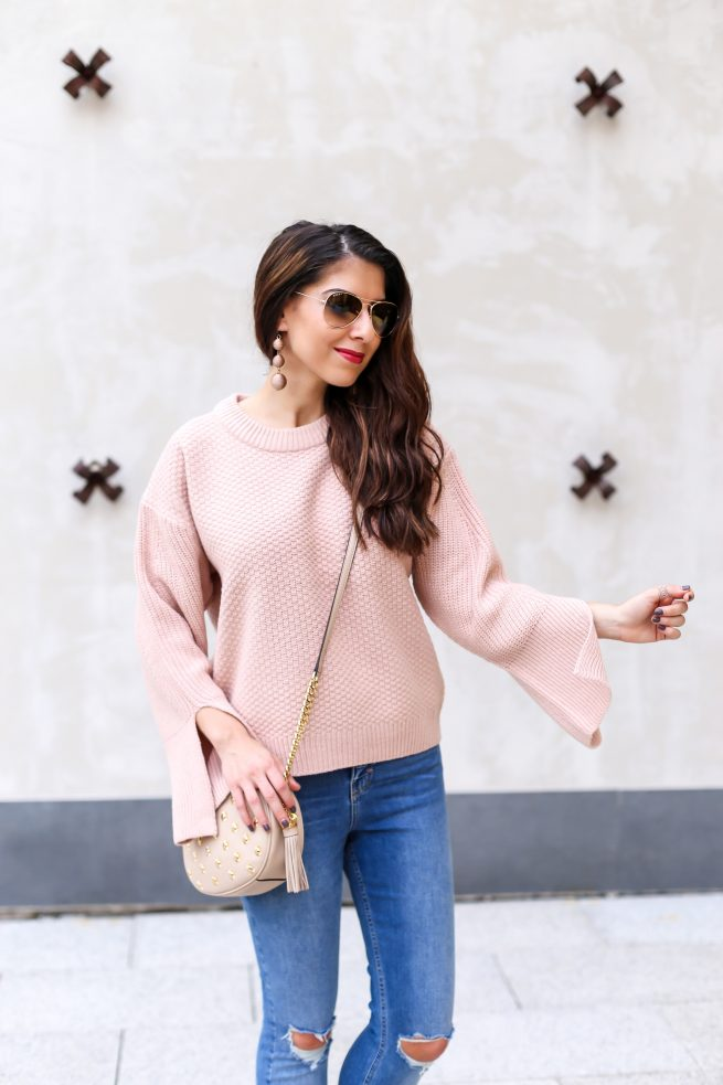Nude Sweater for Any Season