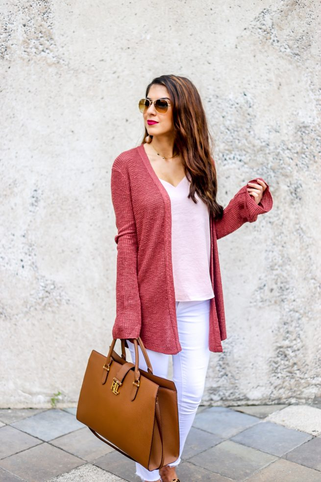 The Best Bell Sleeve Cardigan