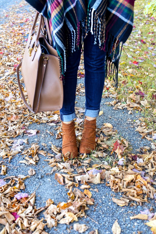 Perfect Fall Colored Booties