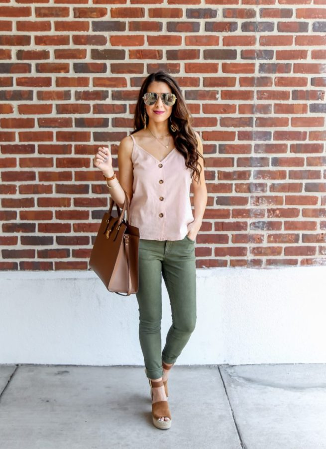 Easy Summer Casual Outfit - Southern Sophisticated by ... - photo#6