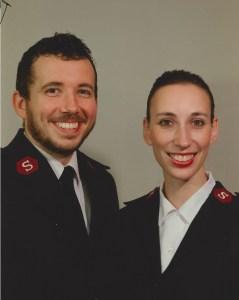 Captains Chris & Jessica Welch
