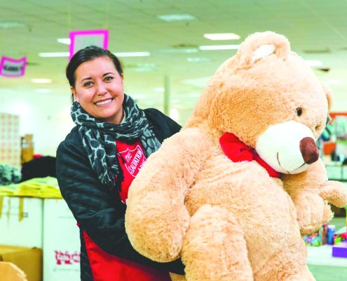 Salvation Army reaching out to help during troubled time   The