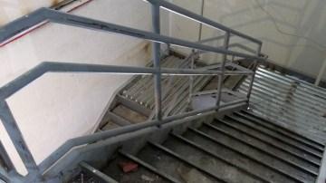 Steel Stair Design