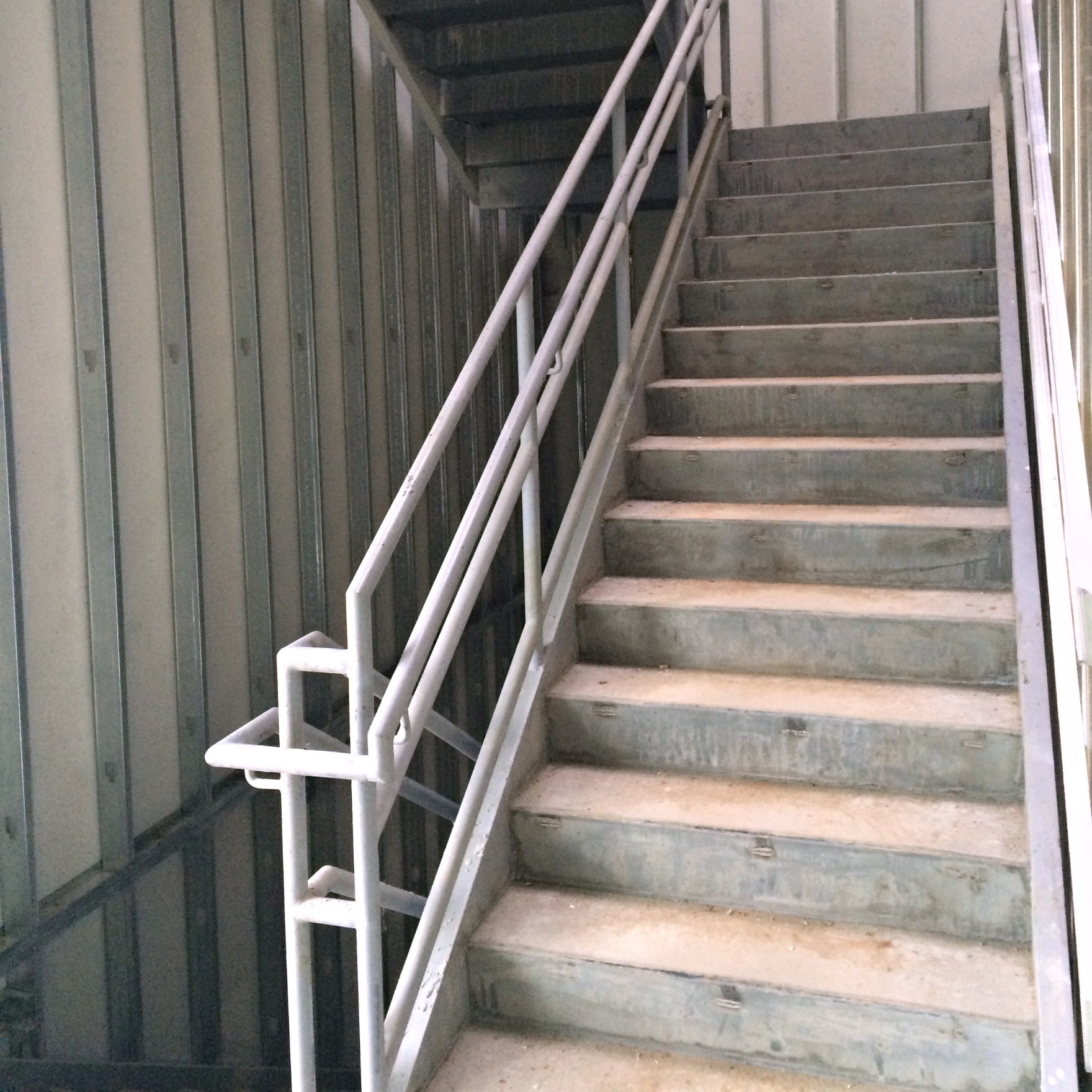 Interior Steel Stairs