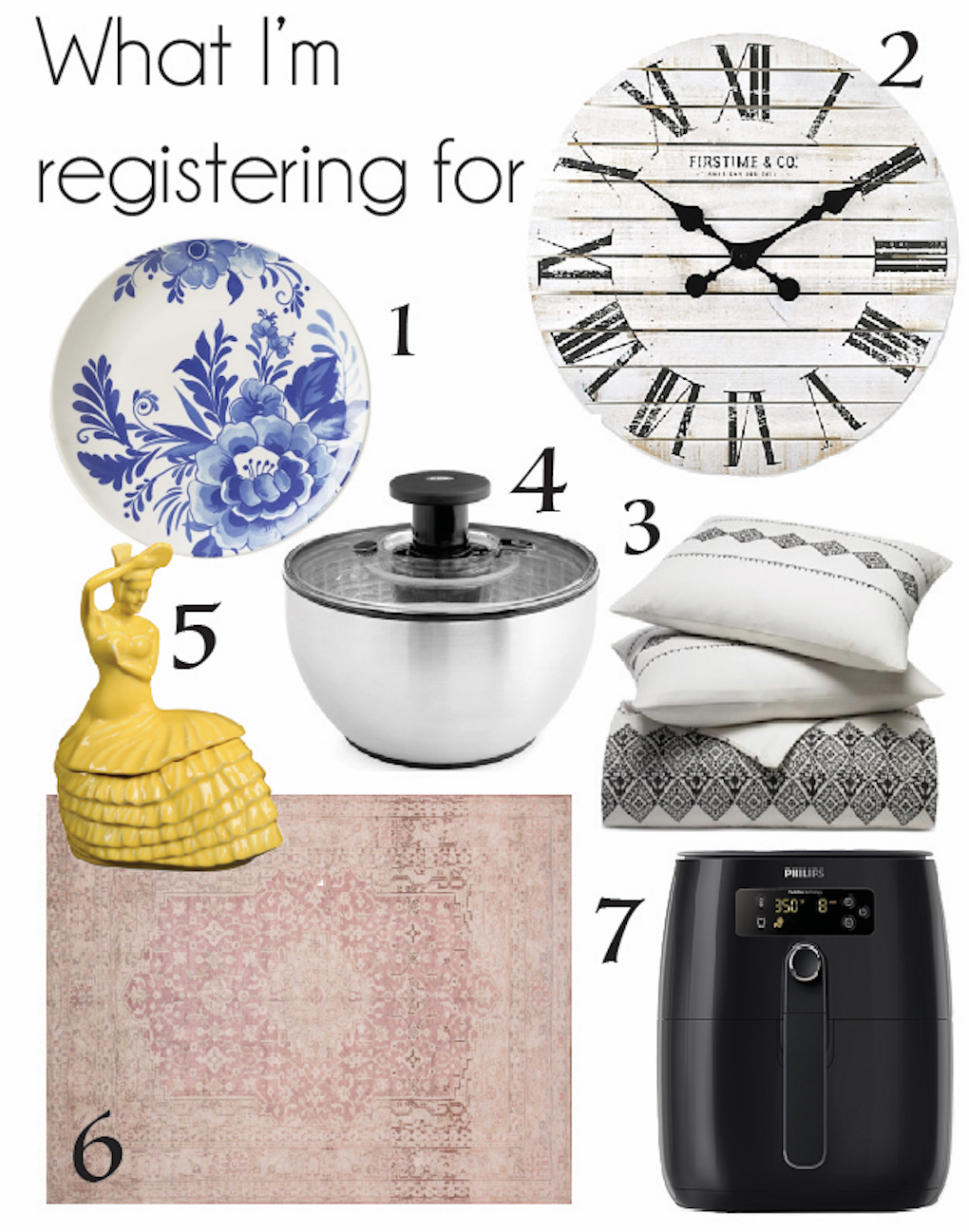 Southern Style Diaries, registry, Ivana Hrynkiw