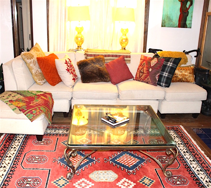 My obsession with affordable rugs