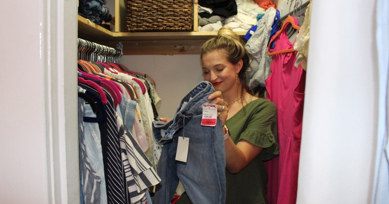 Finding the best clothes on a better budget