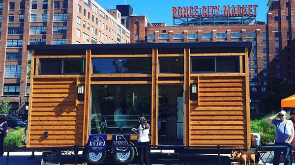 Tiny House at PCM-Feature Size