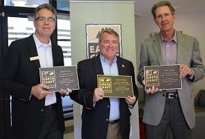 Emory Point Media Plaques